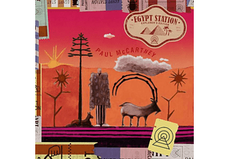 Paul McCartney - Egypt Station-Explorers Vinyl