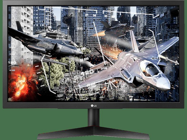 LG 24GL600F UltraGear 23,6 Zoll Full-HD Gaming Monitor 1 ms Reaktionszeit,