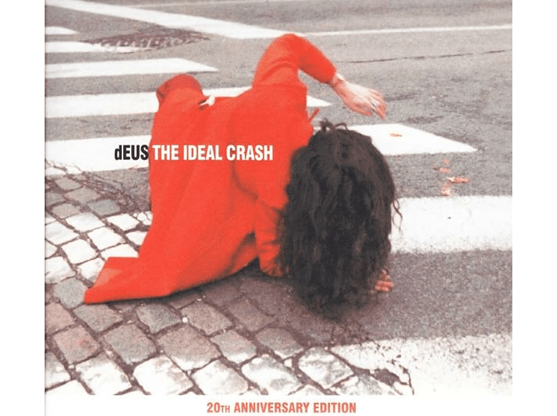 dEUS - The Ideal Crash (The 20th Anniversary Edition) [CD]