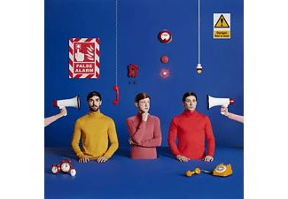 Two Door Cinema Club - False Alarm (Ltd.Ed.) (Red Vinyl)  - (LP + Download)