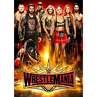 Wrestlemania 35 [Blu-ray]