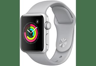 APPLE Watch Series 3 GPS, 38mm Gümüş Rengi Alüminyum Kasa...