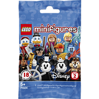 LEGO Minifigures Die Disney Serie 2 Minifigur, Mehrfarbig