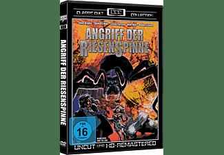 Angriff der Riesenspinne DVD