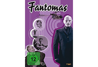 Fantomas-Der Kultfilm (Digital Remastered) DVD