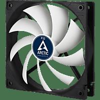 ARCTIC F12 Gehäusekühlung, Schwarz/Weiß