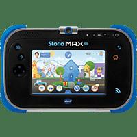 VTECH Storio Max 2.0 Lern-Tablet, Blau/Grau