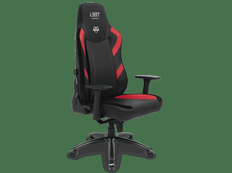 L33T E Sport Pro Excellence (L) Gamingstol Röd