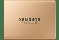 SAMSUNG Portable SSD T5, 1 TB SSD, 2,5 Zoll, extern, Rosegold