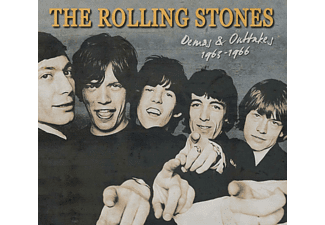 The Rolling Stones - Demos & Outtakes 1963-1966 CD
