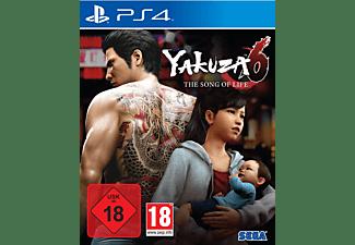 Yakuza 6 - The Song of Life - [PlayStation 4]