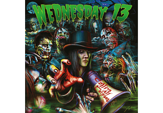 Wednesday 13 - Calling All Corpses  - (Vinyl)