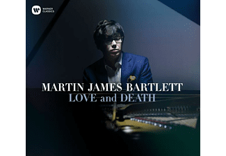 Martin James Bartlett - Love and Death  - (CD)