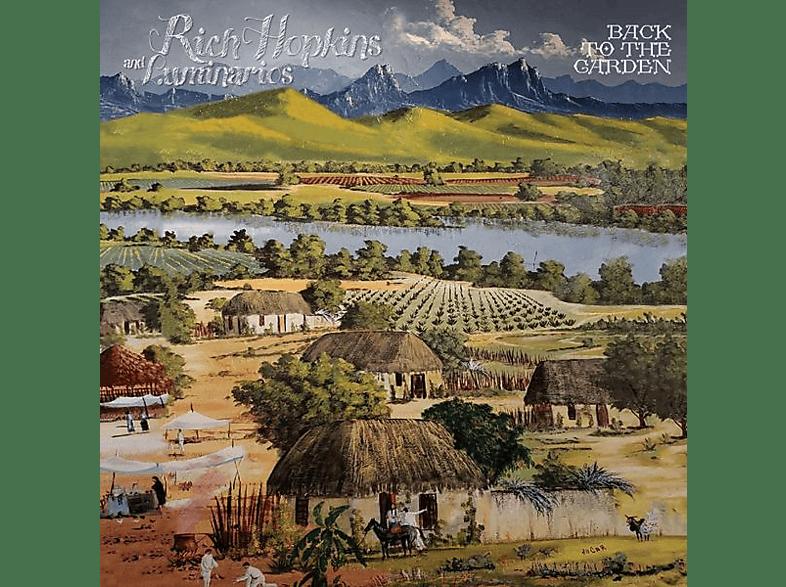 Rich Hopkins, The Luminarios - Back To The Garden [CD]