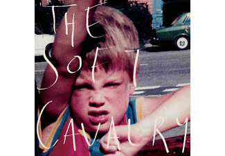The Soft Cavalry - The Soft Cavalry  - (CD)