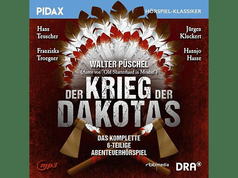 Walter Püschel - Der Krieg der Dakotas - (MP3-CD)