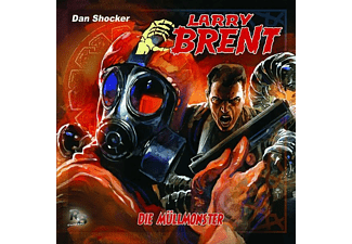Larry Brent - Die Müllmonster (31)  - (CD)