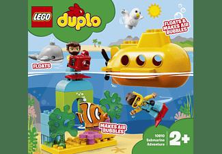 LEGO 10910 U-Boot-Abenteuer Bausatz, Mehrfarbig