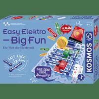 KOSMOS Easy Elektro - Big Fun Experimentierkasten, Mehrfarbig