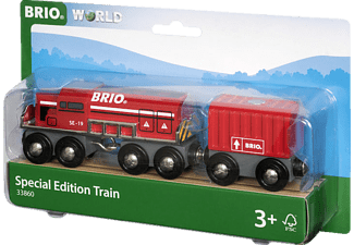 BRIO Frachtzug Special Edition Train 2019 Eisenbahn Rot
