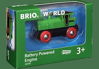 BRIO Speedy Green Batterie Eisenbahn, Mehrfarbig