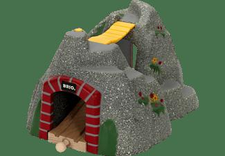 BRIO Magischer Tunnel Zubehör für Eisenbahn, Mehrfarbig
