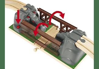 BRIO Einsturzbrücke Zubehör für Eisenbahn, Mehrfarbig