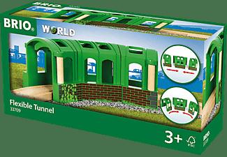 BRIO Bahnübergang Zubehör für Eisenbahn, Mehrfarbig