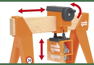 BRIO Container-Verladekran Spielzeug Accessorie, Mehrfarbig