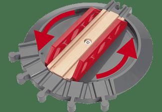 BRIO Grosser Ringlokschuppen Eisenbahn, Mehrfarbig