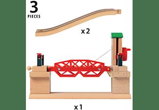 BRIO Hebebrücke Spielzeug, Mehrfarbig