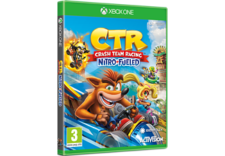 CTR Crash Team Racing Nitro Fueled für Xbox One
