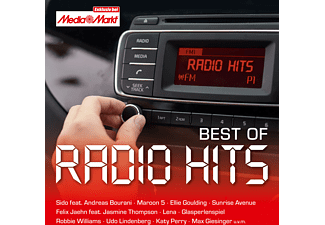 VARIOUS - BEST OF RADIO-HITS  - (CD)