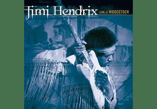 Jimi Hendrix - Live At Woodstock  - (CD)
