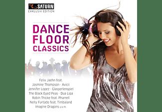 VARIOUS - DANCEFLOOR CLASSICS  - (CD)