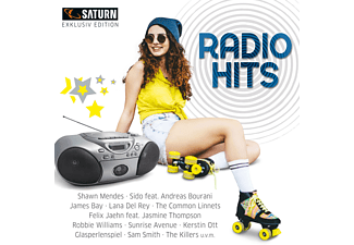 VARIOUS - RADIO-HITS  - (CD)