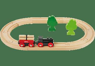 BRIO Bahn Starterset Spielset, Mehrfarbig