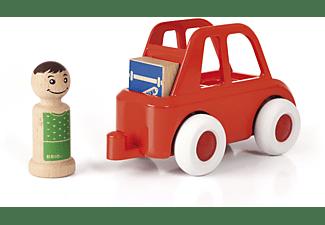 BRIO Rotes Stadtauto Mehrfarbig Mehrfarbig