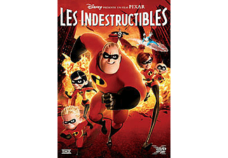 - The Incredibles DVD