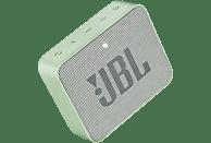 JBL GO2 Bluetooth Lautsprecher, Mint, Wasserfest