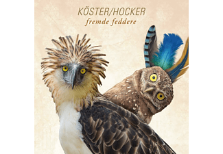 Köster & Hocker - Fremde Feddere (2LP+CD)  - (Vinyl)