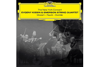 Evgeny Kissin - The New York Concert-Mozart Faure Dvorak [Vinyl]