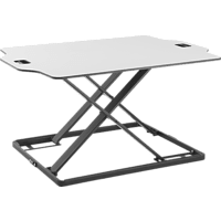 DIGITUS DA-90382 Schreibtischaufsatz , Weiß