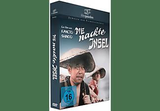 Die nackte Insel DVD