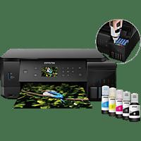 EPSON EcoTank ET-7700 Epson Micro Piezo™-Druckkopf 3-in-1 Multifunktionsdrucker WLAN Netzwerkfähig