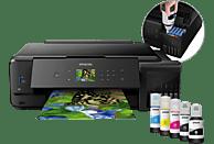 EPSON EcoTank ET-7750 Epson Micro Piezo™-Druckkopf 3-in-1 Multifunktionsdrucker WLAN Netzwerkfähig