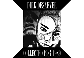 Dirk Desaever - Collected 1984-1989 (Long Play) Vinyle