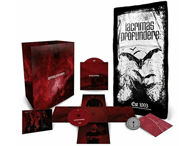 Lacrimas Profundere - Bleeding The Stars (Fan Box) [CD]