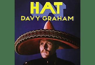 Davy Graham - Hat (180g Black LP)  - (Vinyl)