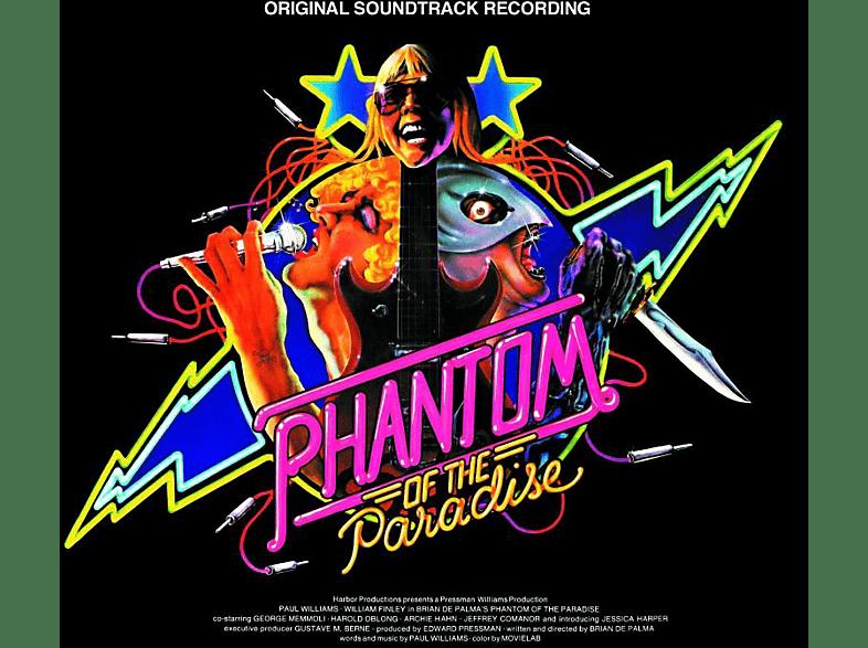 Paul Williams - Phantom Of The Paradise [CD]